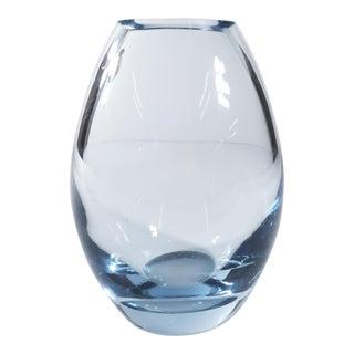 Per Lutken for Holmegaard Akva Glass Vase