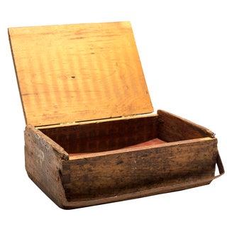 1930s Cigar Box