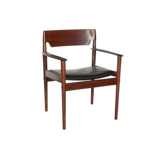 Grete Jalk Rosewood Arm Chair