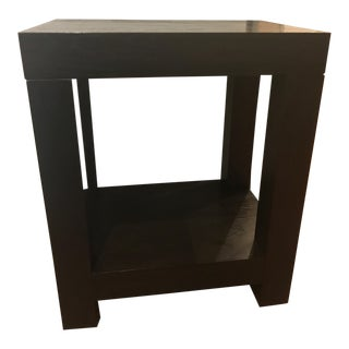 West Elm Parsons Side Table