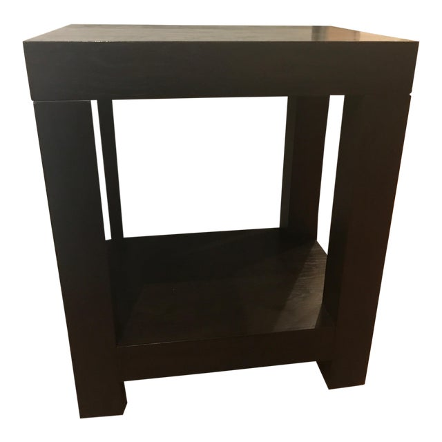 West Elm Parsons Side Table Chairish