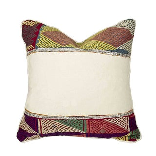 Rana Tribal Lace Pillow