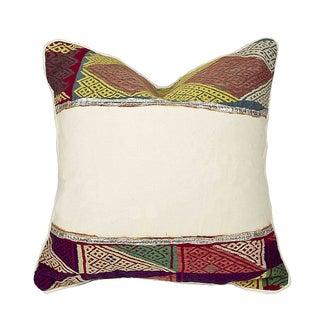 Rana Tribal Lace Pillow