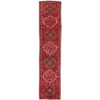 "Apadana - Vintage Persian Heriz, 2'8"" x 12'3"""