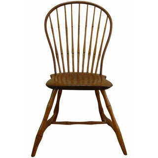 18th Century Ebenezer Tracy Windsor Chair