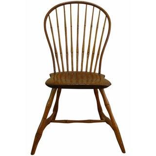 18th Century Ebenezer Tracy Windsor Chair