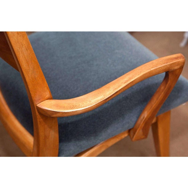 Set of Six Heywood-Wakefield Dining Chairs - Image 10 of 10