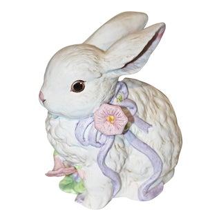 Enesco Bunny Rabbit Music Box