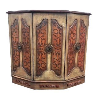 Storage Cabinet in Old World Style