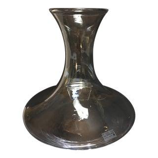 Simon Pearce Madison Glass Carafe