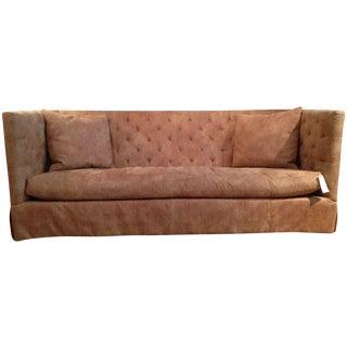 Tufted Cork Sofa