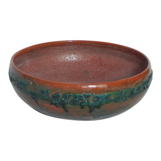 Hand Thrown Earthenware Bowl #18 by Andrew Wilder