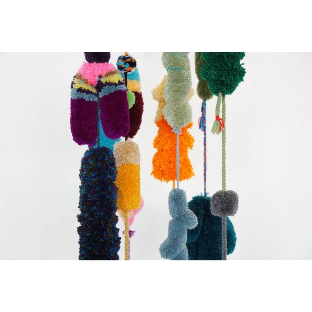 Pom Pom Sculptures - Image 7 of 9