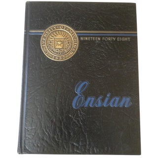 1948 Univ. of Michigan EnsianYearbook