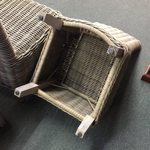 Restoration Hardware Majorca Side Chairs - Set of 4 - Image 6 of 11
