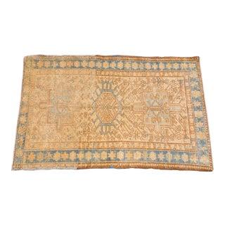 Small Karaji Wool Rug - 2′5″ × 3′10″
