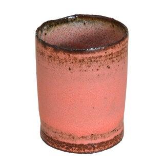 KB Nielsen Scandinavian Handmade Stoneware Vase