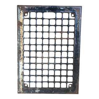Grate Plate Architectural Salvage, 1900s