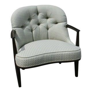 """Edward Wormley """"Janus"""" Armchair for Dunbar"""