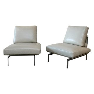 B&B Italia Diesis Lounge Chairs - A Pair