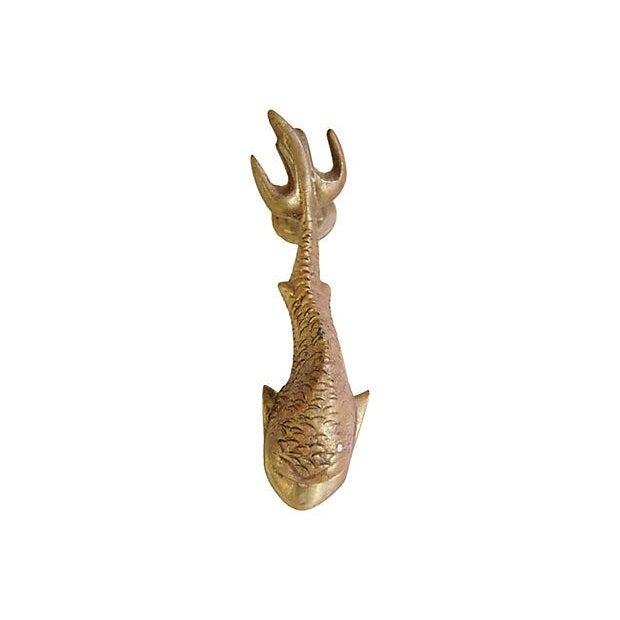 Image of 1950s Sea Creature Door Knocker