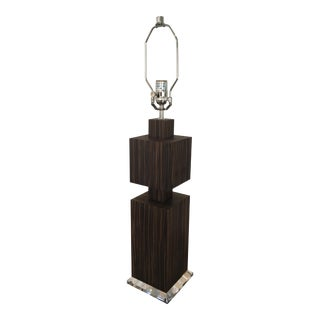 Wagner Table Lamp With Ivory Shade