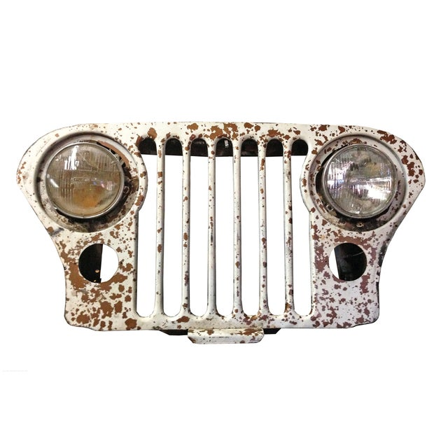 Image of Vintage Willy's Jeep Grill