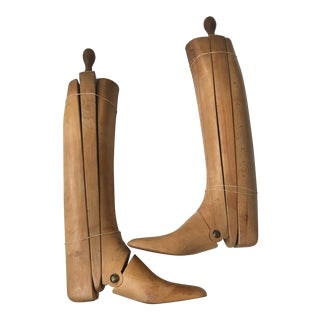 Cathey Miller Wood Boot Trees - A Pair
