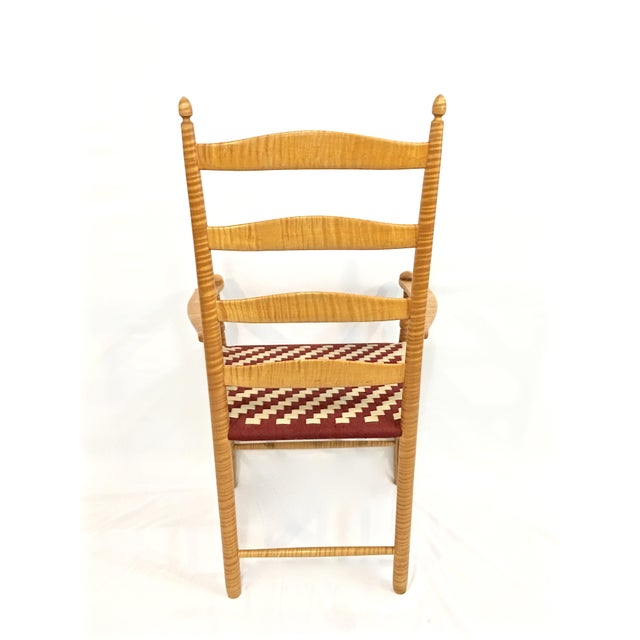 Image of Reproduction Shaker Arm Chair