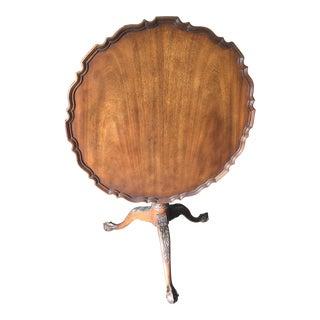Baker Furniture Tilt Top Table