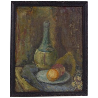 20th C. English Still Life