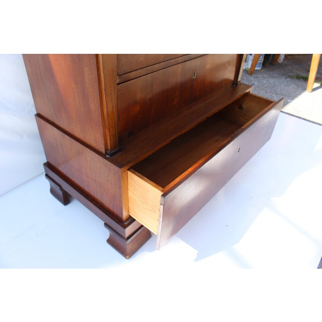 Image of Biedermeier Small Chest of Drawers