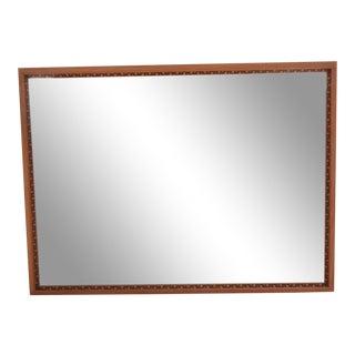 Mid-Century Modern Frank Lloyd Wright Mirror or Frame