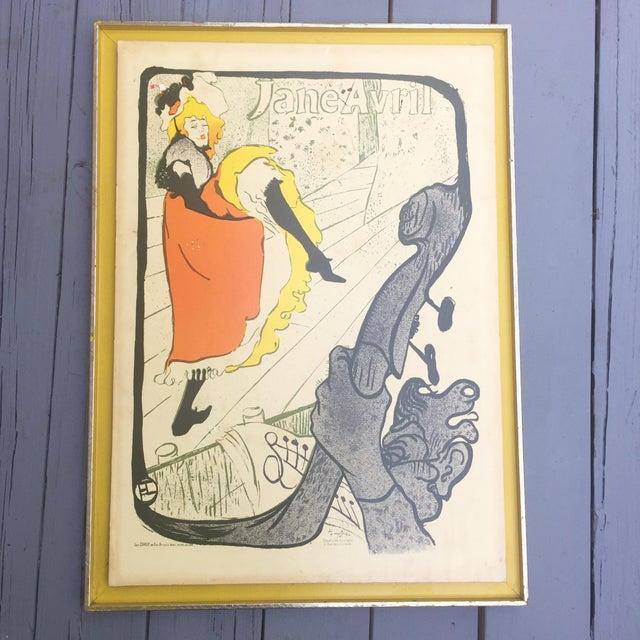 Lautrec Moulin Rouge Framed Poster - Image 2 of 11