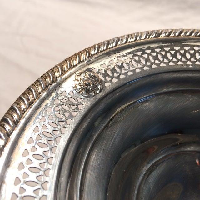 Vintage Sterling Silver Pedestal Dish - Image 10 of 10