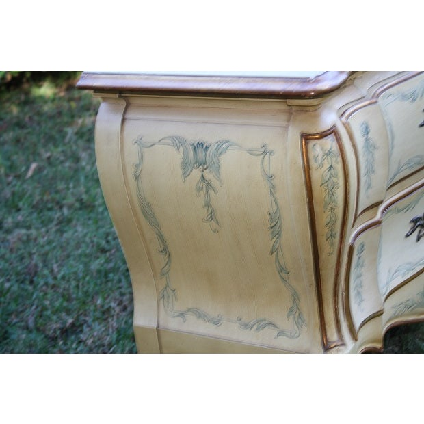 John Whittencomb French Nightstands - A Pair - Image 5 of 5