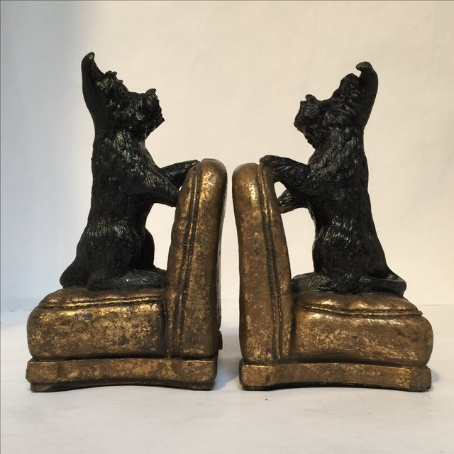 Scotty Dog Bookends - 2 - Image 6 of 8