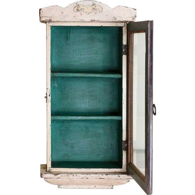 Image of Powder Showcase Wall Cabinet