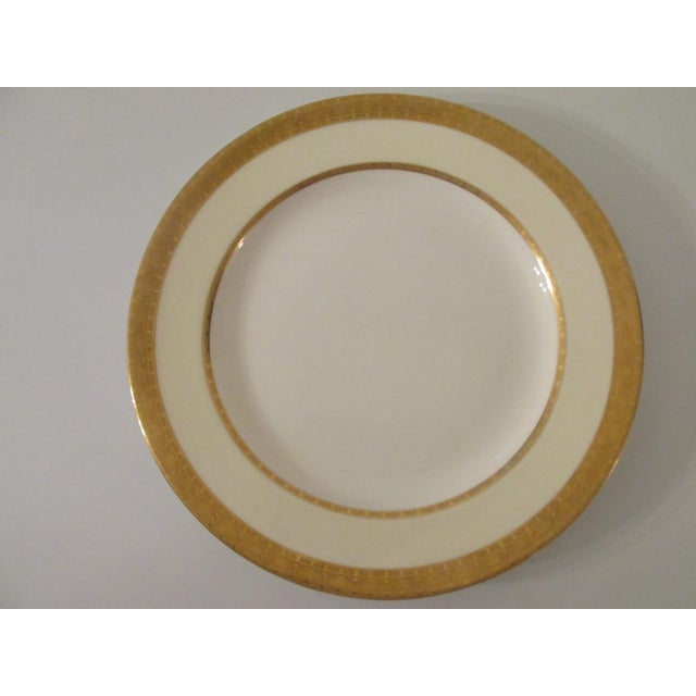 Mintons for Tiffany & Co Dinner Plates - Set of 12 - Image 2 of 6