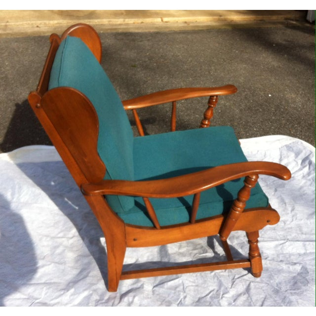 Heywood-Wakefield Mid-Century Modern Chair - Image 3 of 8