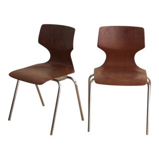 Pagholz Dining Chairs - A Pair