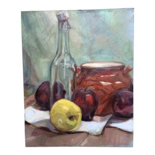 Original Still Life Oil Painting