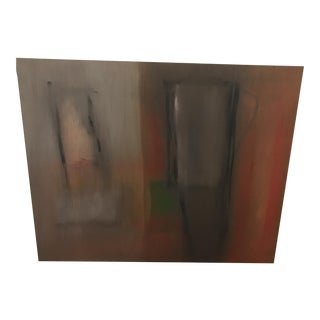Studio Art Abstract Painting