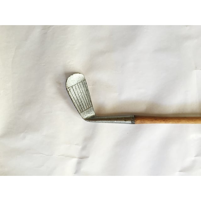 Image of Vintage Hand Forged Golf Club