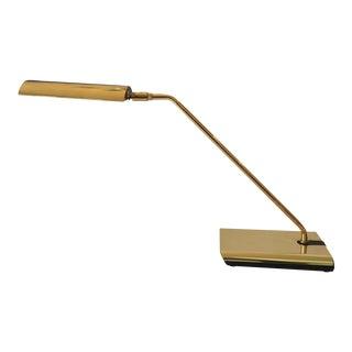 Koch & Lowy Brass Desk Lamp