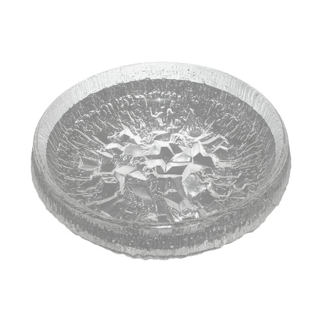 Iittala Lunaria Art Glass Bowl by Tapio Wirkkala - Image 1 of 9