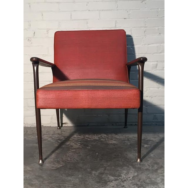 Viko By Baumritter Mid Century Modern Lounge Chair Chairish