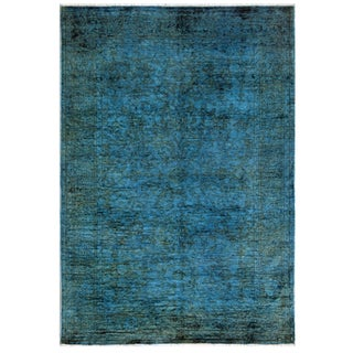 Pasargad Overdyed Collection Rug - 4' X 6'