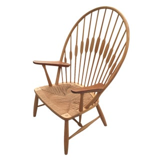 Hans Wegner for Carl Hansen Peacock Chair