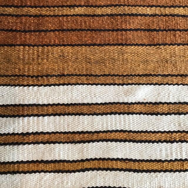 Mid-Century Handwoven Rug - Image 6 of 8